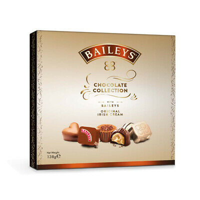 Original Baileys Irish Cream Chocolate Collection In Box, 138g