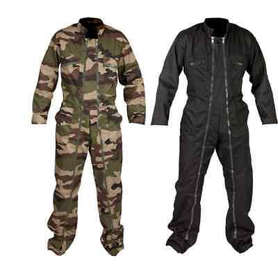 Combinaison 2 zips ARMEE AIR SOFT PAINTBALL OUTDOOR SECURITE
