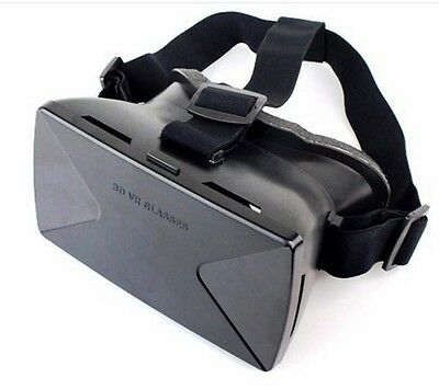 Universal 3D VR Virtual Reality Photo & Video Glasses for 3.5-5.6inch Smartphone