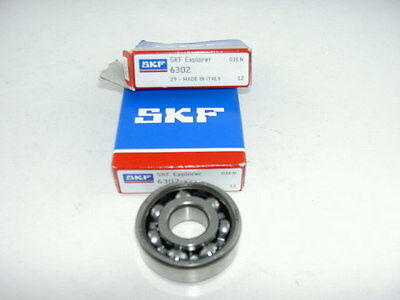 NEUF ROULEMENT SKF 6302 15 x 42 x 13