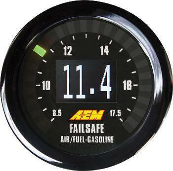 Aem Wideband Failsafe Gauge Wideband Failsafe Gauge, 30-4900