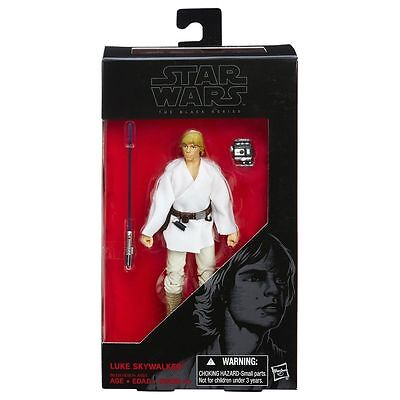 "Star Wars Luke Skywalker 6"" Black Series Tfa21"