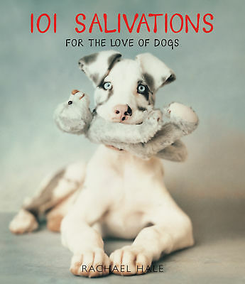 Rachael Hale - 101 Salivations: For the love of dogs (Hardback) 9780091913663