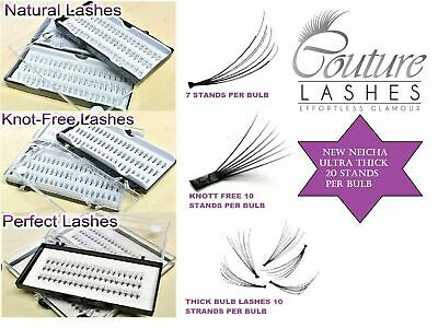 All-In-One Individual False Eyelashes Weekend Flare Cluster Party Lashes Glue