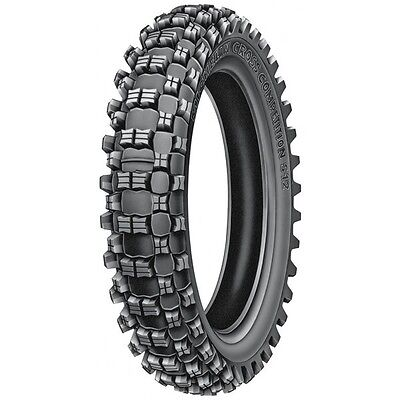 Michelin Cross Competition S12 XC  Soft Intermediate front tire 90/90 R21