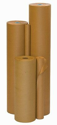 500mm x 250m 70gsm  Brown  Paper Roll, high quality recycled packing paper