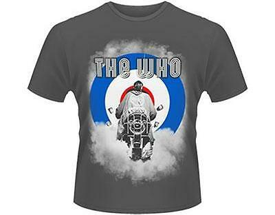 OFFICIAL LICENSED ROCK QUADROPHENIA DALTREY THE WHO THE LEAP T SHIRT