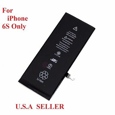 """New 1715mAh Li-ion Battery Replacement With Flex Cable For Apple iPhone 6S 4.7"""""""