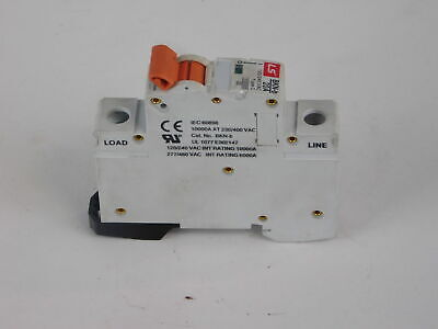 LSIS 1-Pole, 20 Amp, Circuit Breaker R100507-C20 - NEW Surplus!