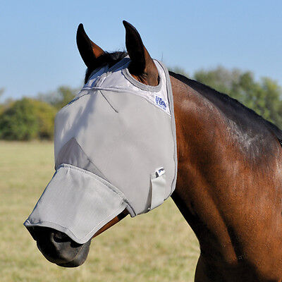 SALE Cashel Crusader Long Nose Fly Mask NWT - Foal / Minature