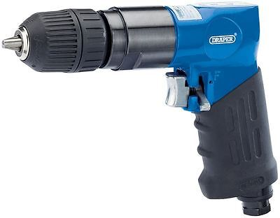 Draper Reversible Air Drill with 10mm Keyless Chuck 28830