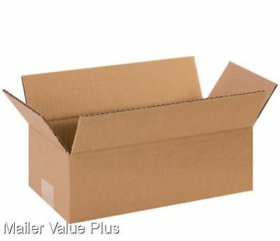 25  12 x 5 x 4 Corrugated Shipping Boxes Packing Storage Cartons Cardboard Box
