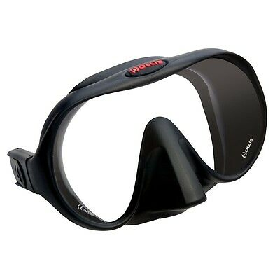 Maschera Tech Diving Hollis M1 Frameless Nera Da Landisport
