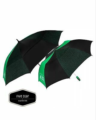Adidas Golf Umbrella - 2 Pack, Green