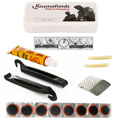 Bike Bicycle Cycle Cycling Small Tool Tyre Tire Puncture Repair Kit Accessories