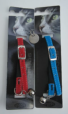 Armitage Good Girl Safety Cat Collars And Id Tags