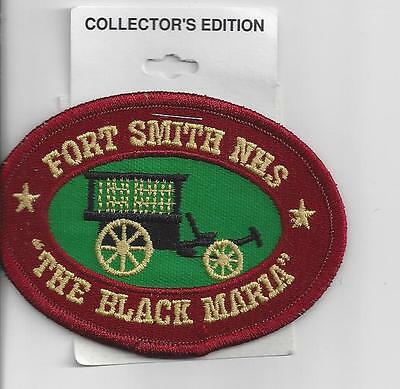 Souvenir Patch - Fort Smith National Historic Site, Arkansas