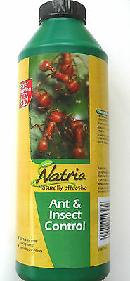 Natria Ant & Insect Crawling Control Powder Killer Indoor Outdoor 200g