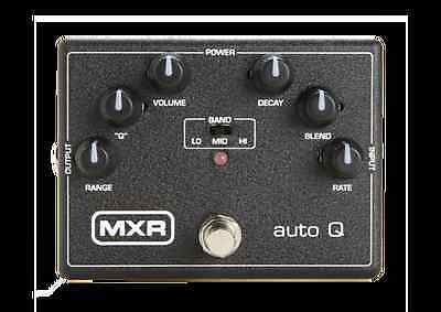 MXR M-120 Auto Q Envelope Filter Guitar Effects Pedal / Stomp Box - Brand New