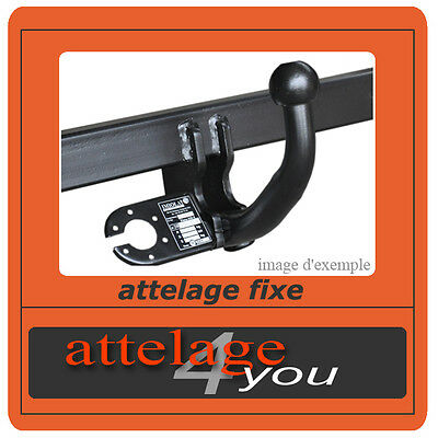 ATTELAGE fixes pour Opel Zafira A 1999-2005