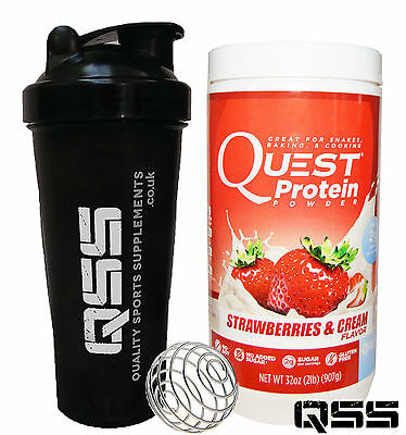 Quest Protein Powder 907G Whey Protein Isolate Powder To Support Muscle Building