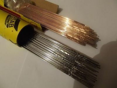 Stainless steel 316L tig welding wire rods 1.6mm x 50 rods CHEAPEST PRICE FOR 50