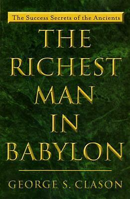 The Richest Man in Babylon by George Samuel Clason (English) Paperback Book Free