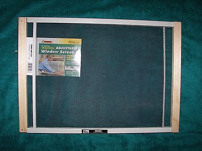"Frost King AWS1537 Adjustable Window Screen ""Original B. W. Marvin Screening"""