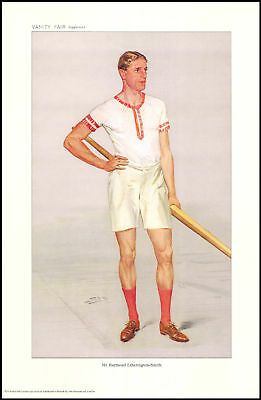 Rowers - Packet Of 100 Prints - Vanity Fair - Rower - Mr. R.  Etherington-Smith