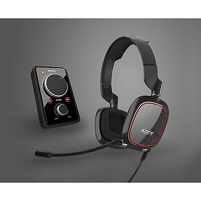 Astro Gaming A30 Headset Black ink.MixAmp (XBox,PS3,PC)