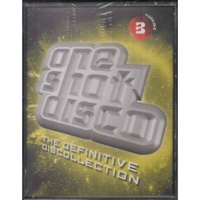 One Shot Disco Volume 3 The Definitive Discollection MC7 Sigillata 0731454145145