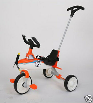 Disney Planes Trike Tricycle with Parent Handle **BRAND NEW**