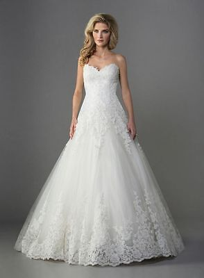 714  Abiti da Sposa vestito nozze sera wedding evening dress