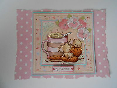 Pack 2 Crumbs Another Year Older Embellishments For Cards/Crafts-Special Mum