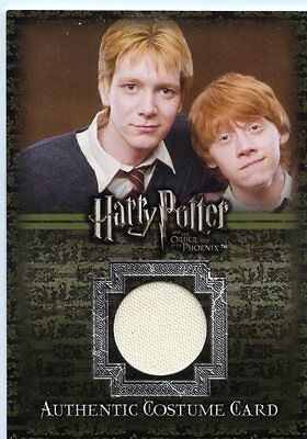 Harry Potter Order Of The Phoenix Oliver Phelps As George Weasley Costume C12