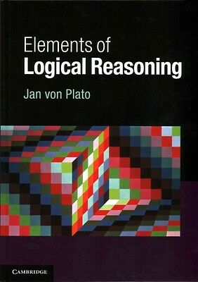 Elements of Logical Reasoning by Jan von Plato Hardcover Book (English)