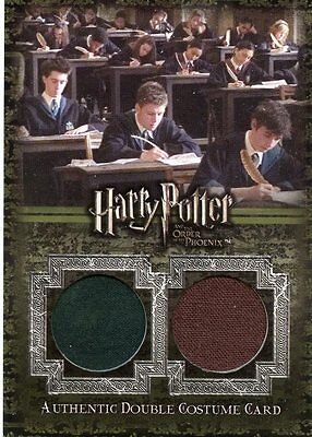 Harry Potter Order Of The Phoenix Slytherin And Gryffindor Costume Material C15