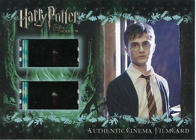 Artbox Harry Potter And The Order Of The Phoenix Authentic Piece Of Film Cfc1