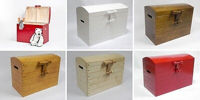 XXL Wooden Trunk Chest Storage Toy Box Wood Ottoman Basket Beding Free Shipping