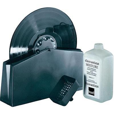 Knosti Record Cleaning Machine | Cleans Lp's | Fluid Included | Filters Included