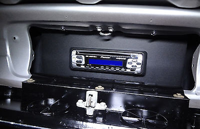 1964-66 Mustang Glovebox Stereo Mount Glove Box radio mount 1966