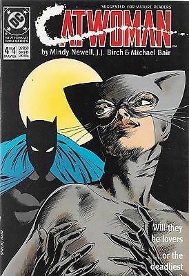 Catwoman #4 (Nm) Copper Age