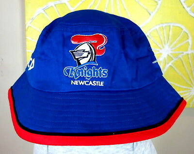 Newcastle Knights Bucket Hat     One Size Fits All