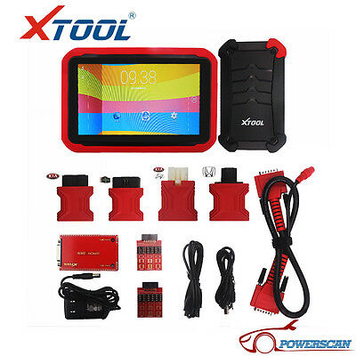 XTOOL X-100 PAD Tablet Programming Tool OBD2 Diagnostic PIN Code Reader EPB ECM