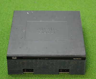 CISCO3945-SEC/K9 Router SEC license PAK with 2 x PWR-3900-AC Power Supply Units