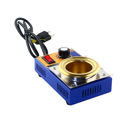 Brazing Equipment Lead Free Stainless Steel Solder Furnace Melting Soldering Pot