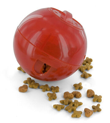'slim Cat' Food & Treat Distributor Play Ball Toy For Cats Kittens