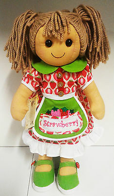 Bambola My Doll Strawberry 42CM