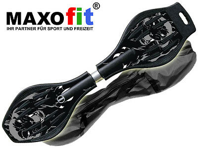 Waveboard MAXOfit XL Dark Tiger, bis 95 kg