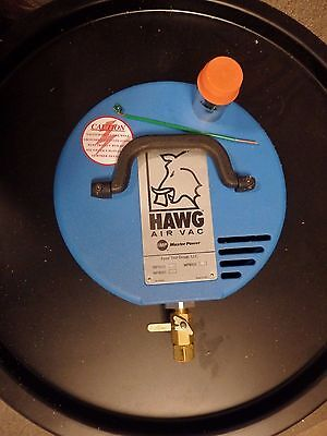 Hawg  Air Vac Drum Head Only, for 55 Gal, MP8002 |IS1| RL